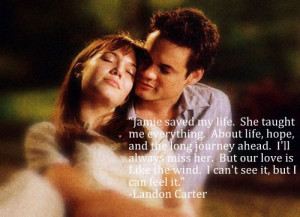 walk to remember movie quotes 73 notes shane west a walk to remember ...