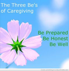 Be with us. www.caregiving.com #caregiver More