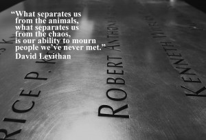 Memorial Day Remembrance Quotes David levithan 9/11 quote