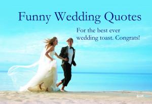 Funny Bride Quotes QuotesGram