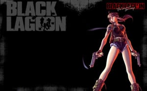 Black Lagoon HD Wallpaper 1600x1000