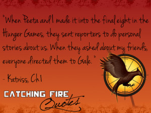 Catching Fire quotes 1-20 - the-hunger-games Fan Art