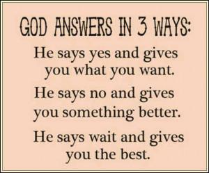 ... 767590003269506 909299261 n 300x249 God answer prayers in 3 ways