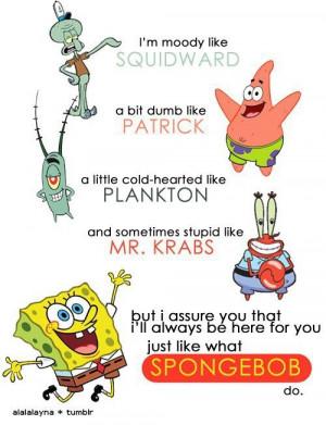 chcolate, quote, saying, spongebob, text, typography - inspiring ...