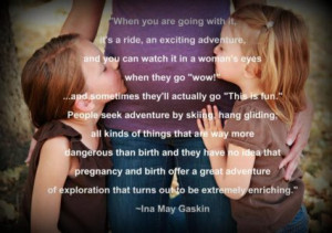 Natural Birth Quotes Couples in natural birth