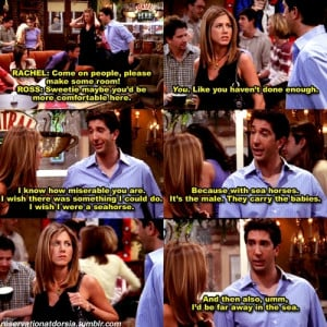 Ross & Rachel - friends Fan Art
