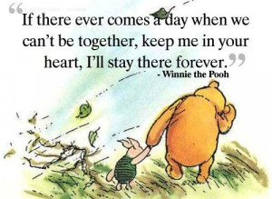 Classic Winnie The Pooh Quote