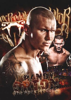 Randy Orton Wwe Apex Predator Photo Bugs