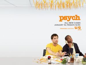 Psych Wallpaper 1024x768
