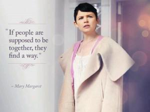 Mary Margaret/Snow White