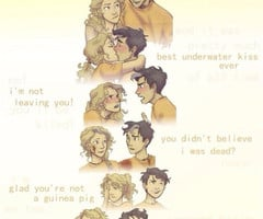 Percabeth quotes