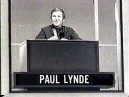 peter marshall paul can you get an elephant drunk paul lynde yes but ...