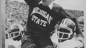 State of rivalry quotes: Ex-Michigan State coach Darryl Rogers