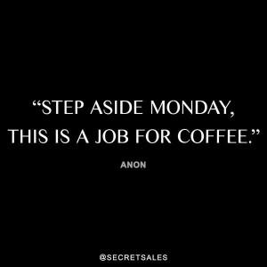 Monday morning #coffee #quote! Boresha! Www.boreshainternational.com ...