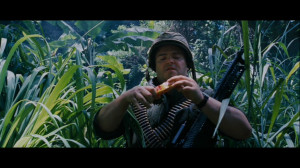 Tropic Thunder Simple Jack Let's start with jack black.