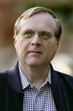 11. PAUL ALLEN: Allen, co-founder of Microsoft and founder of Vulcan ...