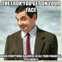 accounting humor more laugh friends the face so true funny stuff humor ...