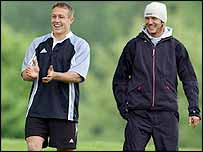 Jonny Wilkinson And David Beckham Englands Two Most Marketable