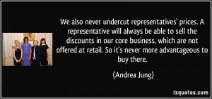 More Andrea Jung Quotes