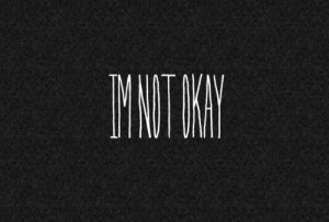 about depression hold on hurt and pain nobody cares depression prent ...