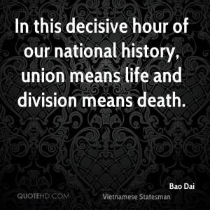 Bao Dai Death Quotes