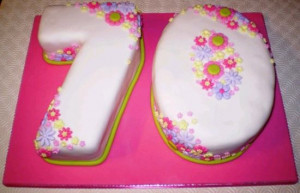 ... 70th birthday cake picture and new designs ideas for birthday cakes