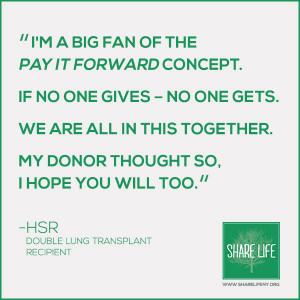 Organ Donation Quotes Inspirational