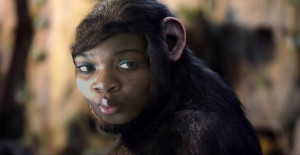 Thread: Lol to the ugly fat gorilla hoes like QUIL who hate on me.!!!