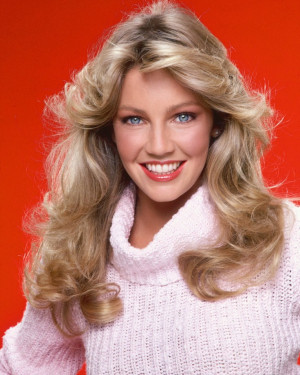 Heather Locklear: Actresses Female Celebrity, Locklear 80S ...