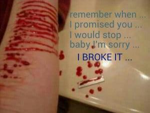Cutting Depression