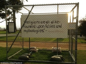 Atheist Christmas Quotes Expression: a mutually