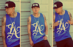 King Lil G Photoshoot With Old English Brand