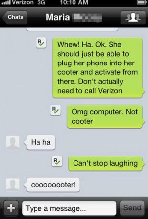 Clumsy Thumbsy Auto-correct!
