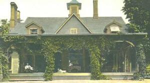 Farmhouse at Quarry Farm
