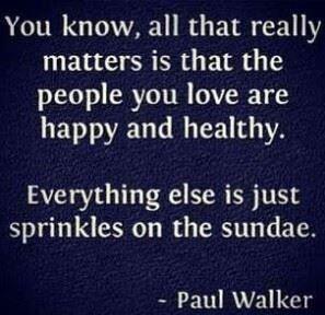 Rip sweet angel  Paul walker