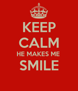 he makes me smile quotes you make me smile cute quotes about life you ...