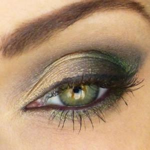 eternal sunshine and golden emerald).: Emeralds Eye Makeup, Blue Eye ...
