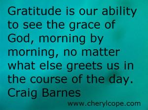 christian gratitude quotes