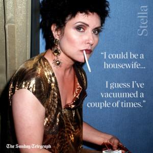 Debbie Harry's best quotes