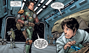 Fett (left) and Silas (right) during their time as mercenaries under ...