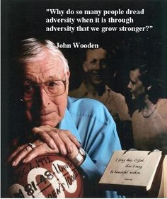 Why do so many people dread adversity when it is through adversity ...