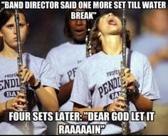 ... guard band stuff band geek band nerd band funny band camps marching