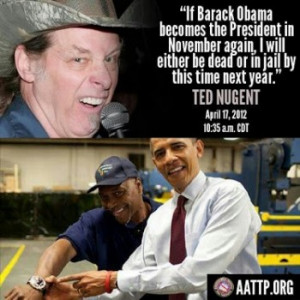 Re: Ted Nugent