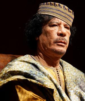 Best Muammar Gaddafi Quotes