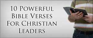 Christian Leadership Quotes From The Bible Bible Quotes Pictures and