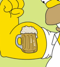 Related Pictures homer simpson quotes beer