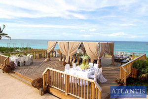 Atlantis Resort Bahamas unveils its 18th wedding venue