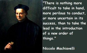 Niccolo machiavelli famous quotes 5