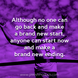 ... back and make a brand new start anyone can start now and make a brand