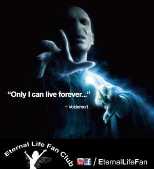 Harry Potter Voldemort Quote